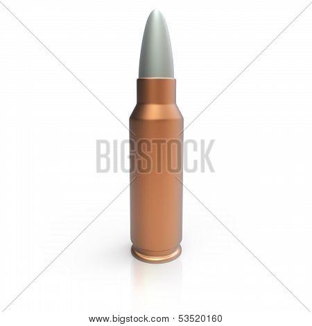 3D Generic Cooper Bullet