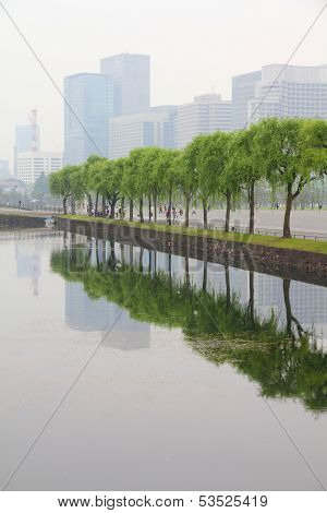 Tokyo Pollution