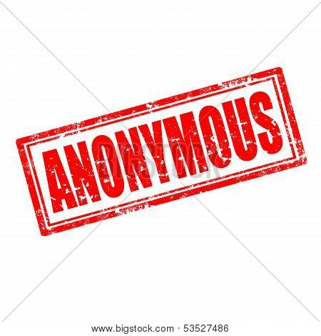 Anonymous-stamp