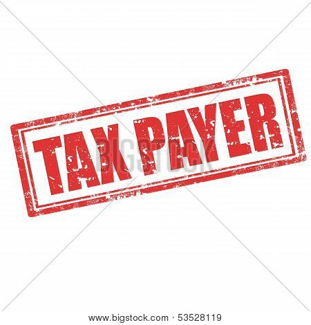 Tax Payer-stamp