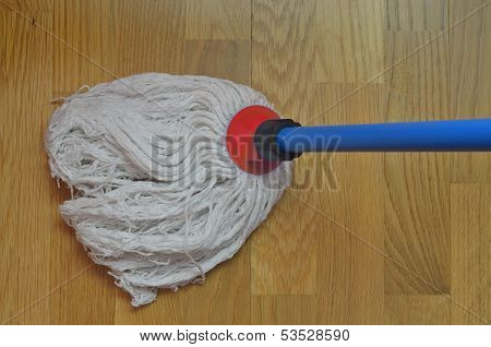 Mop In Red