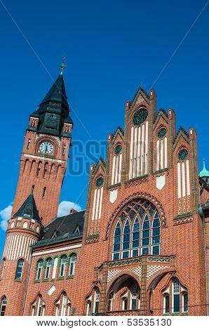 Townhall Of Koepenick