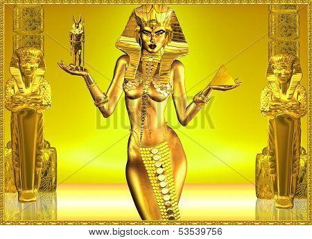 Golden Gift Of Civilization