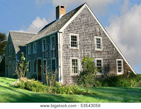 Salt Box Home - Cape Cod