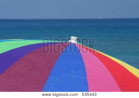 Beach Umbrella Top 2