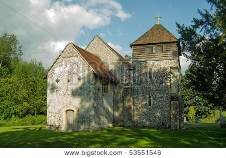 Saint Swithun's Church, Headbourne Worthy