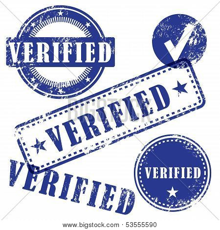 Verified Vector Stamp