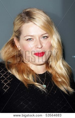 LOS ANGELES - NOV 7:  Amanda De Cadenet at the Flaunt Magazine November Issue Party at Hakkasan on November 7, 2013 in Beverly Hills, CA