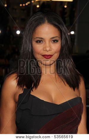 LOS ANGELES - NOV 5:  Sanaa Lathan at the