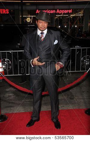LOS ANGELES - NOV 5:  Terrence Howard at the