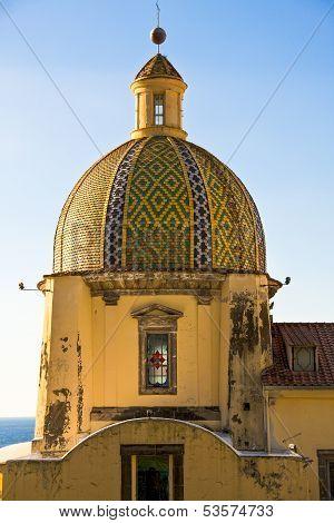 Dome of the Church of Santa Maria Assunta