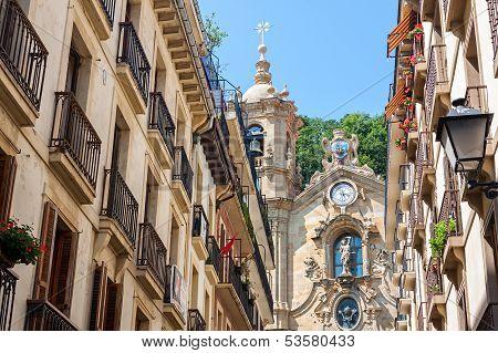 San Sebastian Casco Viejo