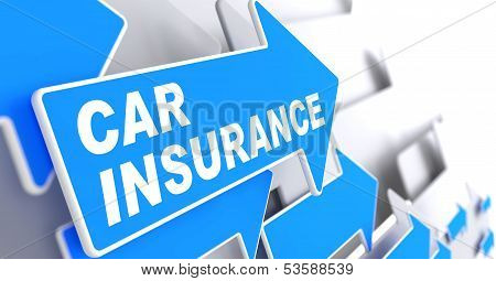 Car Insurance. Business Concept.