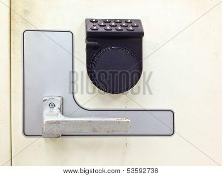 Digital Safety Deposit Lock Box Safe