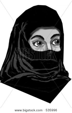 A Beautiful Islam Female ...