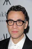 LOS ANGELES - NOV 7:  Fred Armisen at the Flaunt Magazine November Issue Party at Hakkasan on Novemb