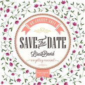 image of chevron  - Save The Date - JPG