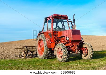 Agricultural Work After Processing