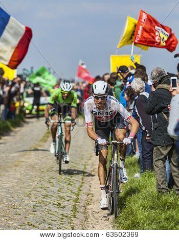 Michael Schär- Paris Roubaix 2014