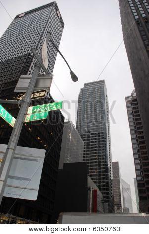 Skyscrapers Americas