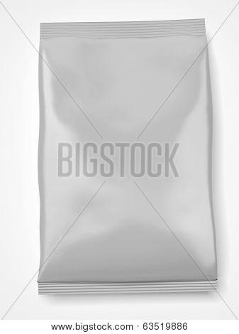 Blank Foil Food Bag