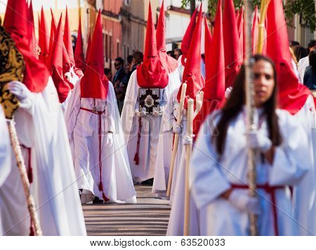 penitents Bearers