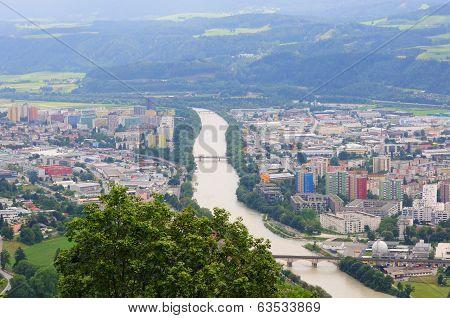 Innsbruck landscape