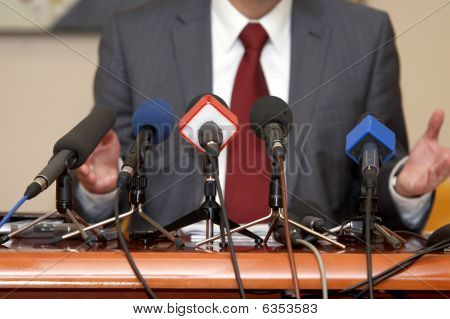 Business Conference Microphones
