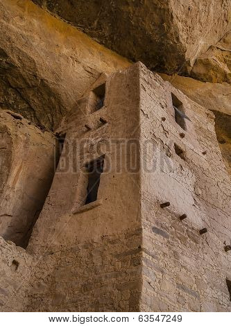 Tower,Cliff Palace,Mesa Verde