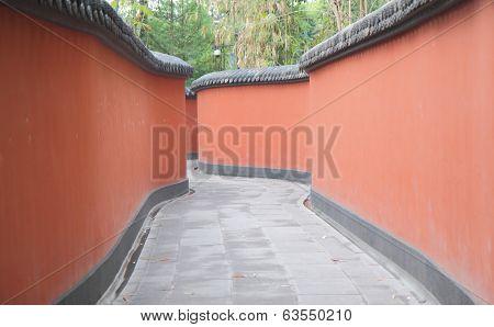 Chinese architecture Chengdu