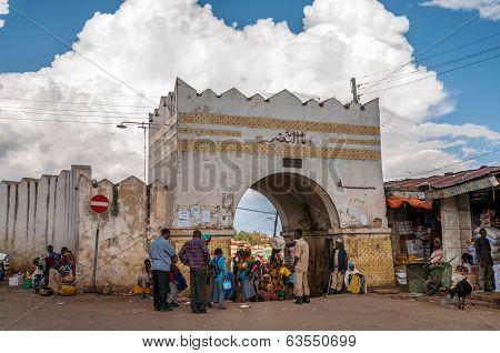 Asum Bari ,gate To Old Harar City