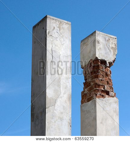 Chimney Degradation