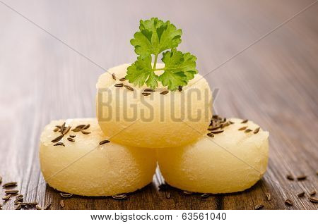 Harz Mountain Cheese With Parsley