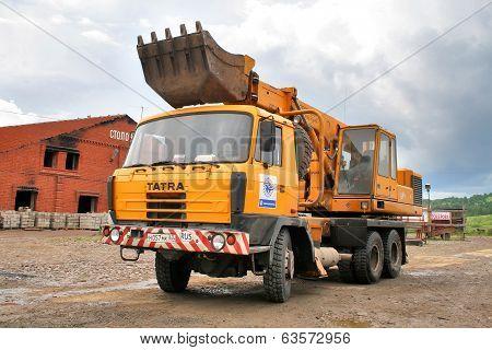 Tatra T815 Uds 214