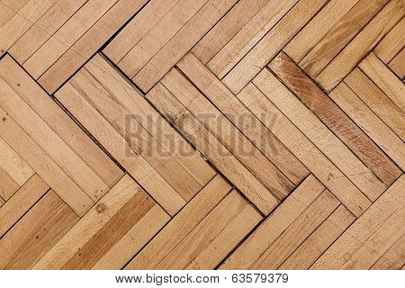 Natural wooden background, grunge floor