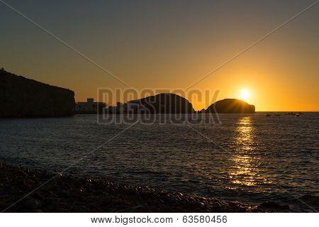 Cabo De Gata Sunrise