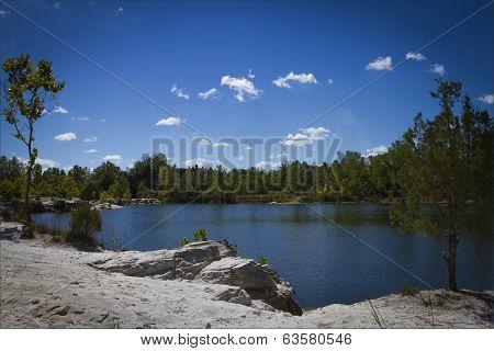 Klondike Park Lake