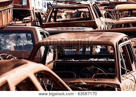 Scrap Cars