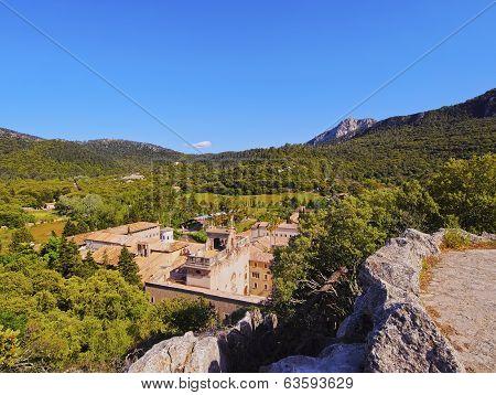 Lluc Sanctuary On Majorca