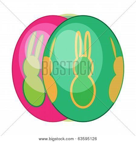 Egg bunn D