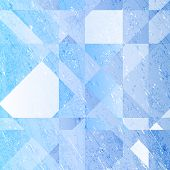 abstract background geometric elements with grunge effect