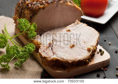 Roasted Pork