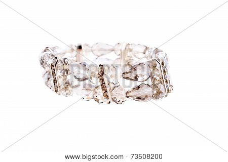Bracelet isolated on white