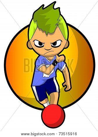 Kickball Kid