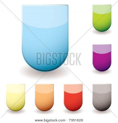 Glass Sheild Icon