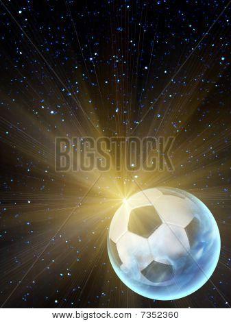 Sky  ball  sun