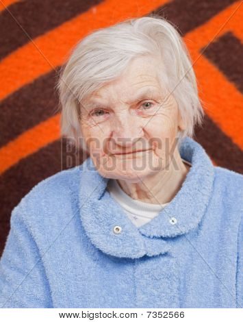 Old Lonly Woman