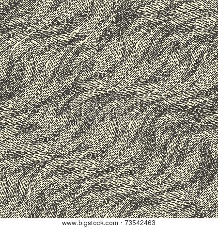Seamless touch pattern. Vector