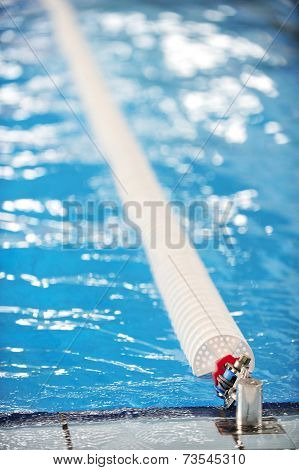 Olympic Swimming Pool Lane Divider