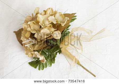 Bridesmaid Artificial Flower Bouquet